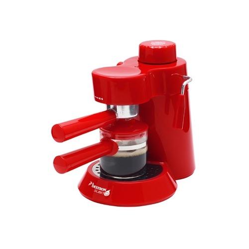 bestron aem301 espressomaschine espressokocher espresso kaffeemaschine kaffee ebay. Black Bedroom Furniture Sets. Home Design Ideas