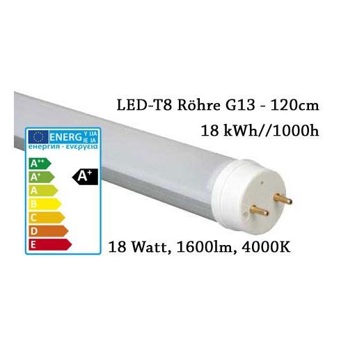 lightme led leuchtstoffr hre 120cm r hre tube leuchte t8. Black Bedroom Furniture Sets. Home Design Ideas